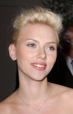 Scarlett Johansson: Mój wygląd to zasługa makijażu