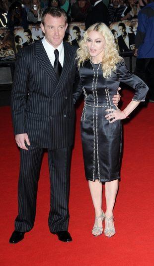 Madonna i Guy Richie: Rozwodzimy się!