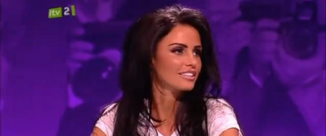 Katie Price o Kim Kardashian: Wylizałabym ją!