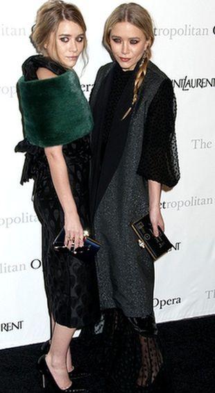 Bliźniaczki Olsen jako osobiste stylistki?