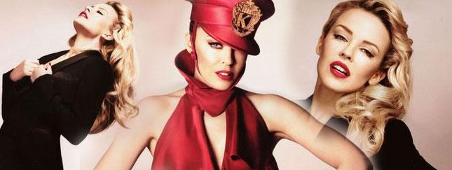 Kalendarz Kylie Minogue 2009