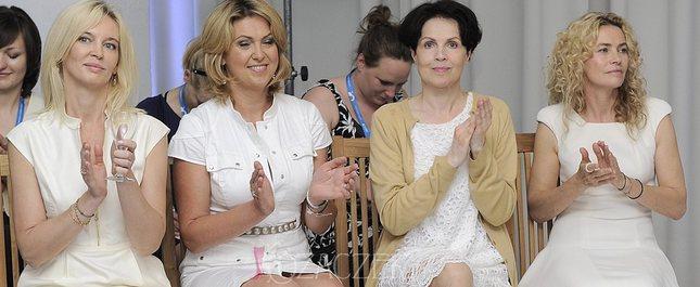 Pojedynek na nogi na charytatywnej imprezie (FOTO)
