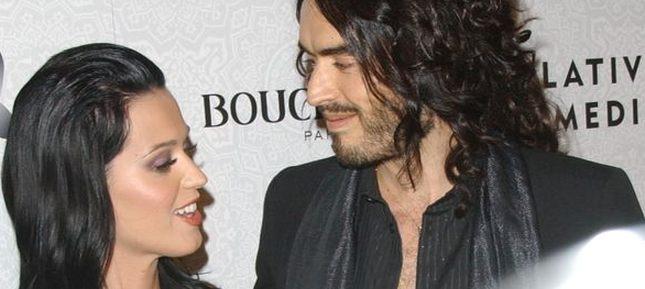 Katy Perry już nie spotyka się z Russellem Brandem?