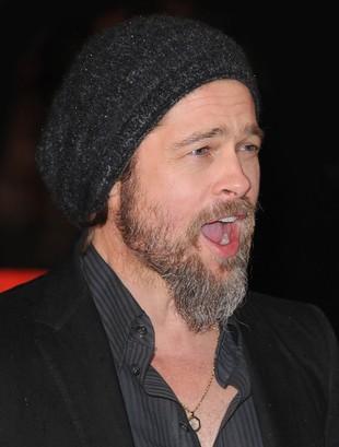 Brad Pitt wreszcie powiedział, dlaczego zapuścił brodę