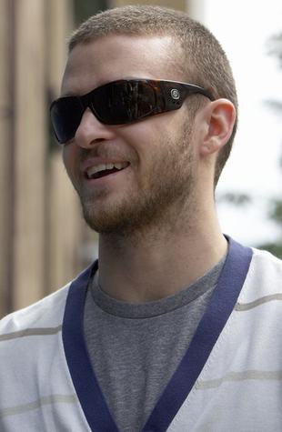 Justin Timberlake zauroczony Abu Dhabi
