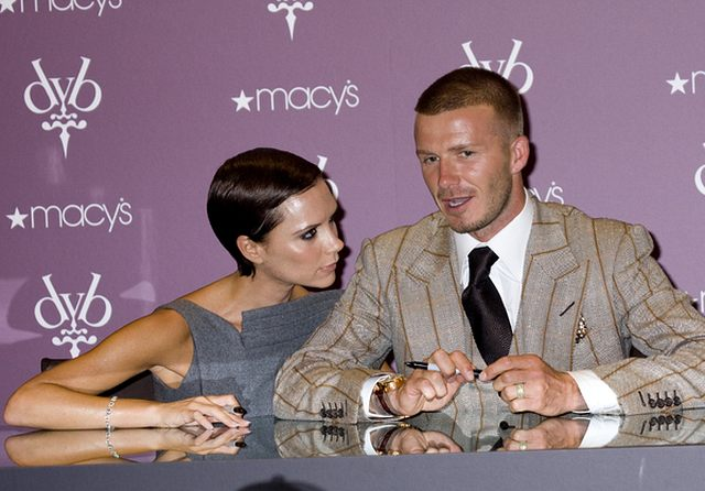 Za co Beckhamowie wylali swoich pracowników?