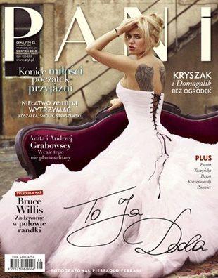Fotograf o Dodzie: Ona ma charyzmę Lady Gagi