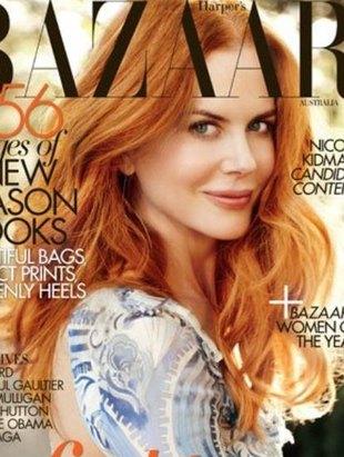 Płomienna Nicole Kidman – ma dość sztuczności? (FOTO)
