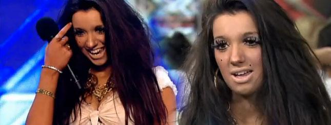 Chloe Victoria Mafia: 19-letnia prostytutka w X-Factor