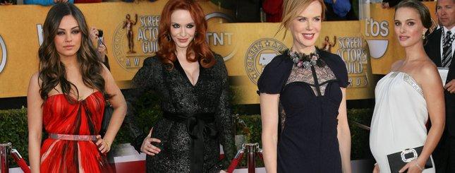 Gwiazdy na gali Screen Actors Guild Awards (FOTO)