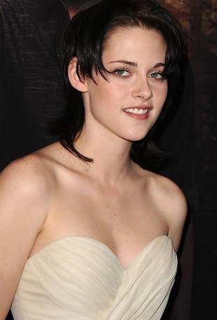 Kristen Stewart kilka lat wstecz