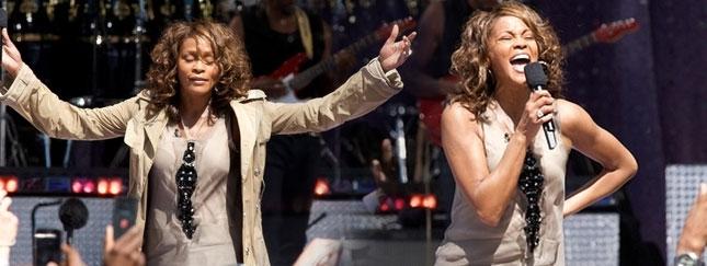 Whitney Houston znowu na scenie (FOTO)