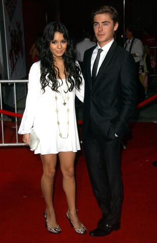 Vanessa i Zac jak stare dobre małżeństwo (FOTO)