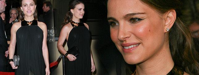 Natalie Portman coraz bardziej się zaokrągla (FOTO)