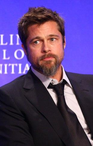 Już wiadomo, dlaczego Brad Pitt zapuścił długą brodę