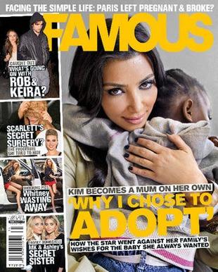 Kim Kardashian adoptuje dziecko?