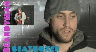 Gwiazdy You Tube: Beardyman [VIDEO]
