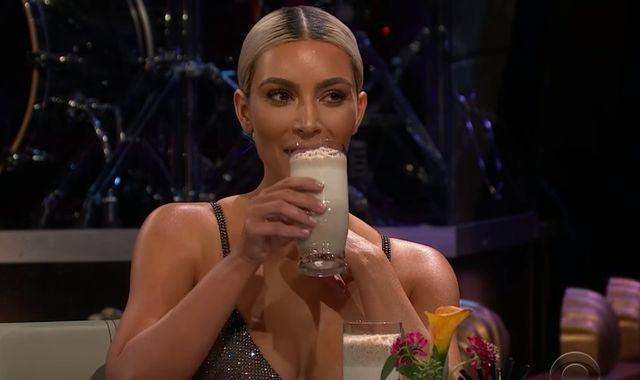 Kim Kardashian oko w oko z pytaniem o ciążę Kylie. Co zrobiła?