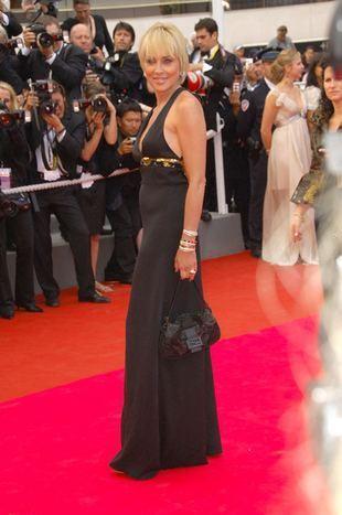 Sharon Stone wyrzucona przez Diora