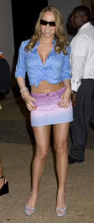 Mariah Carey musi zatrudnić stylistę