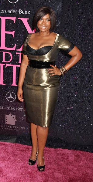 Jennifer Hudson też ma piersi! (FOTO)
