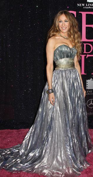 Sarah Jessica Parker na premierze filmu (FOTO)