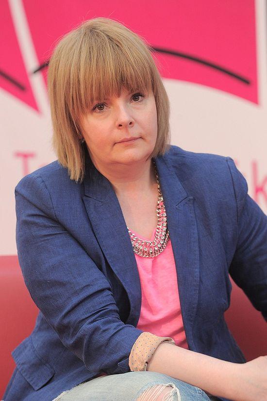 Z blondynki w szatynkę - nowy look Korwin-Piotrowskiej(FOTO)