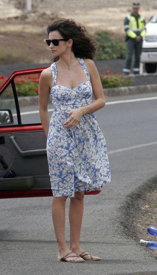 Za co Penelope Cruz się tak trzymała? (FOTO)
