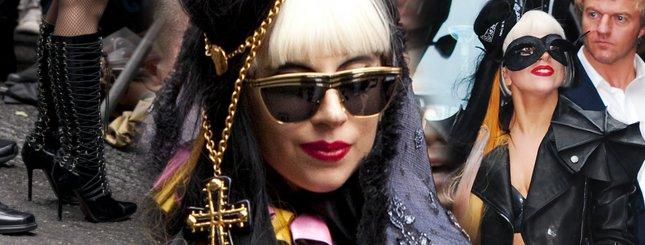 Lady Gaga – nietoperz i wdowa (FOTO)