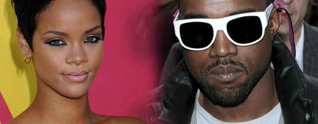 Rihanna spotyka się z Kanye Westem?