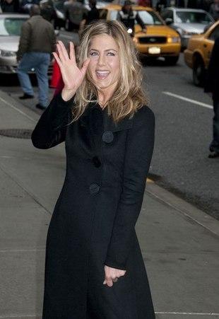 Jennifer Aniston mówi, jak dba o figurę