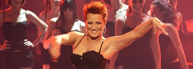 Ania Radomska odpada z You Can Dance