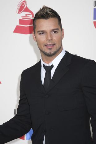 Ricky Martin to jednak gej