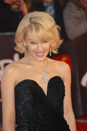 Kylie Minogue i inne gwiazdy w Dubaju (VIDEO)