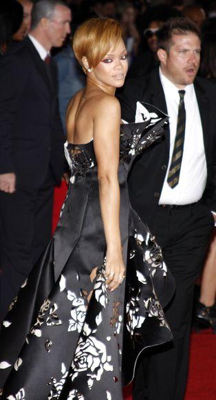 Rihanna na wakacjach z nowym ukochanym (FOTO)