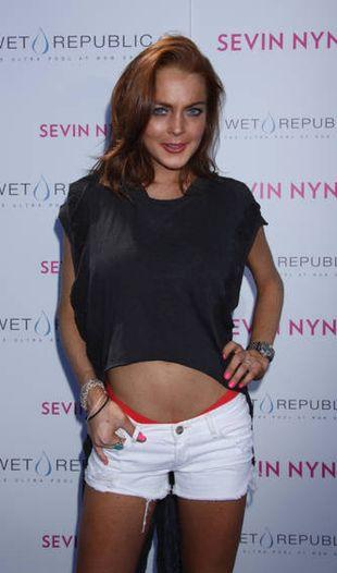 Lindsay Lohan ma swoje seks zdjęcia