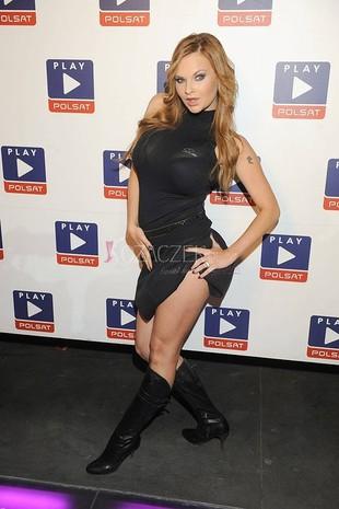 Tarra White - gwiazda porno twarzą Polsatu (FOTO)