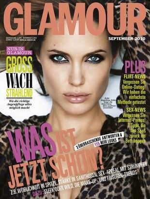 Angelina Jolie: Nigdy nie będę taka jak ona