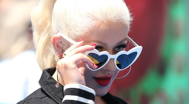 Pisano, że znowu przytyła. Jak teraz wygląda Christina Aguilera?
