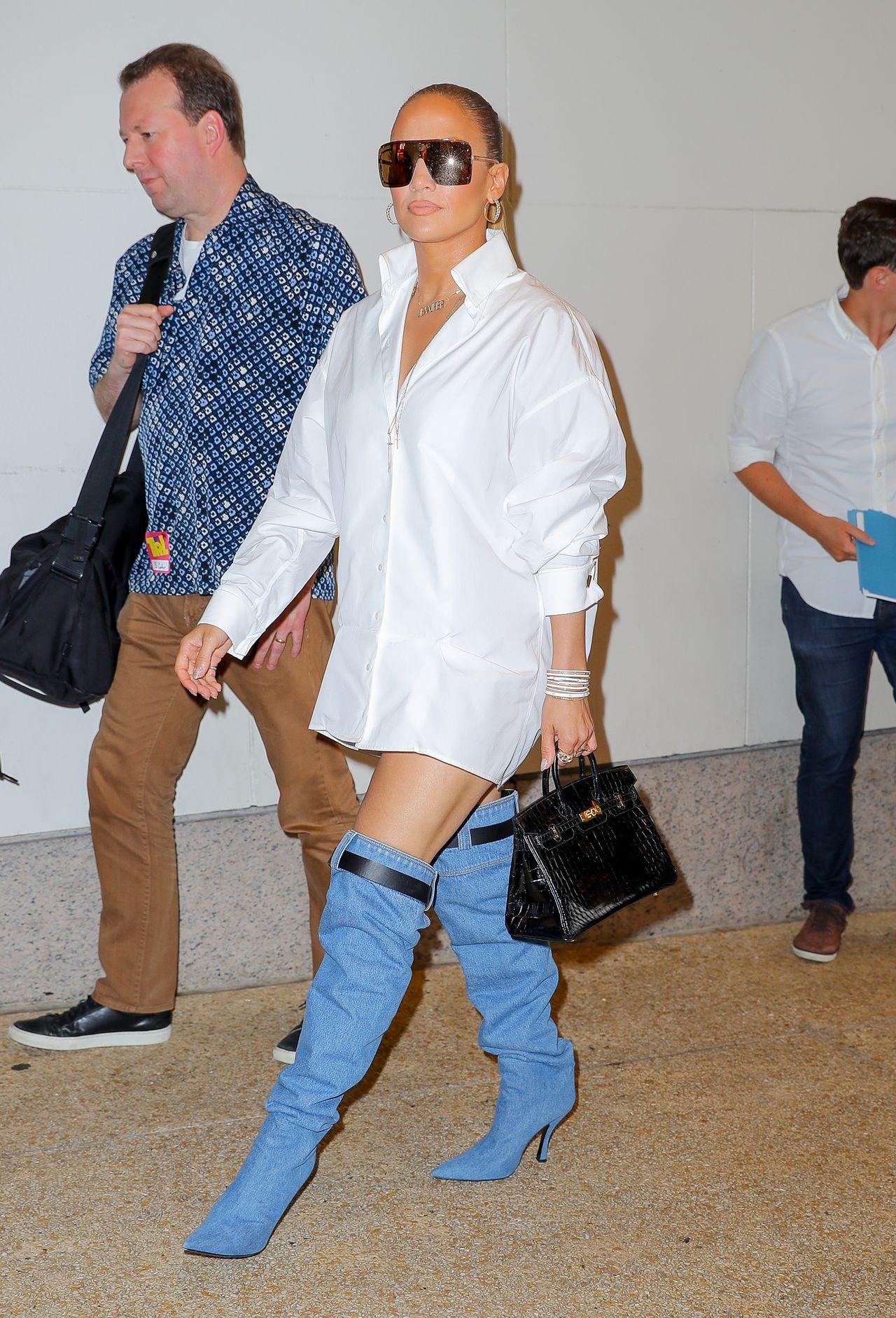 Co się stało z PUPĄ Jennifer Lopez?