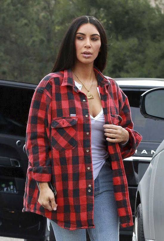 Szok! Kim Kardashian mogła zginąć!