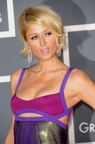 Hitlerowskie gesty Paris Hilton