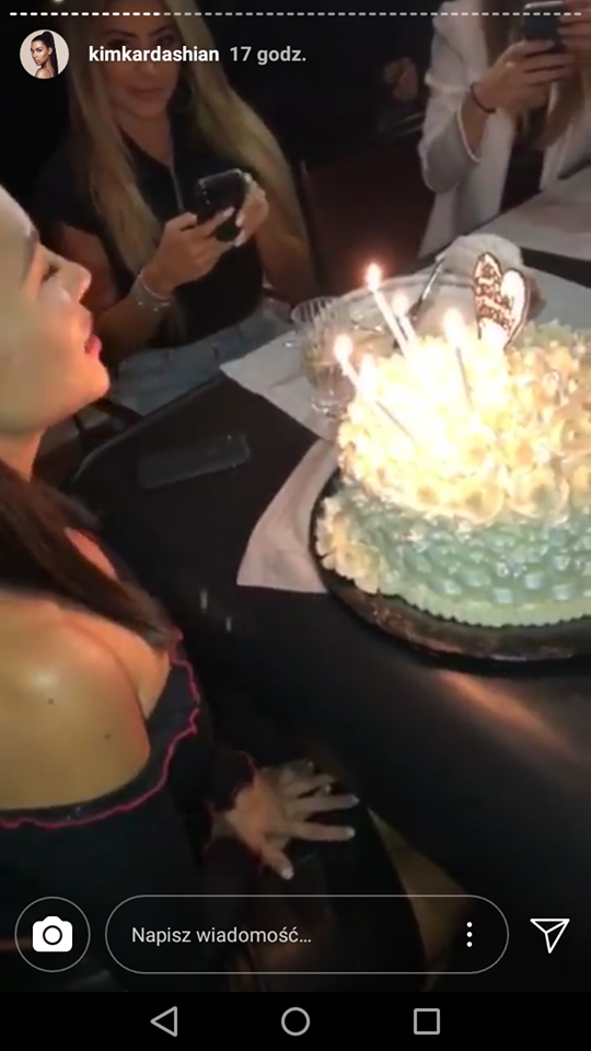 Nie wszystkie siostry były zaproszone na huczne urodziny Kourtney Kardashiam