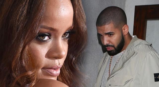 RiRi i Drake spotkali się na imprezie. Rihanna zachowała się niekulturalnie