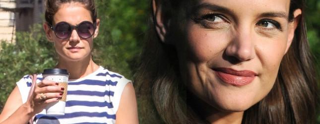 Wielka tajemnica Katie Holmes wyszła na jaw!