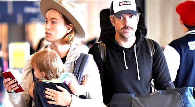 Idealna hollywoodzka rodzinka? Fotoopowieść o Olivii, Jasonie i Daisy