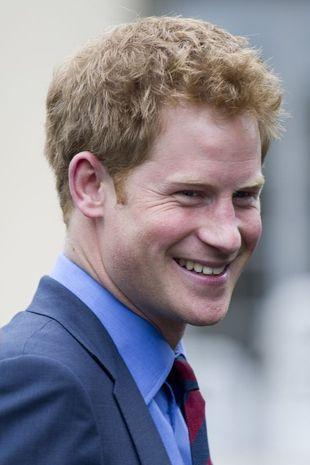 Książę Harry związał się z księżniczką Marią-Olympią