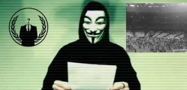 Anonymous wypowiada woję ISIS (VIDEO)