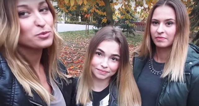 Nadchodzą wybory, pokazują się córki Kukiza (VIDEO)