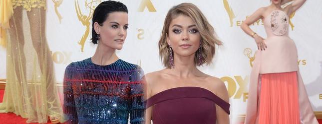 Gwiazdy na rozdaniu nagród Emmy 2015 (FOTO)